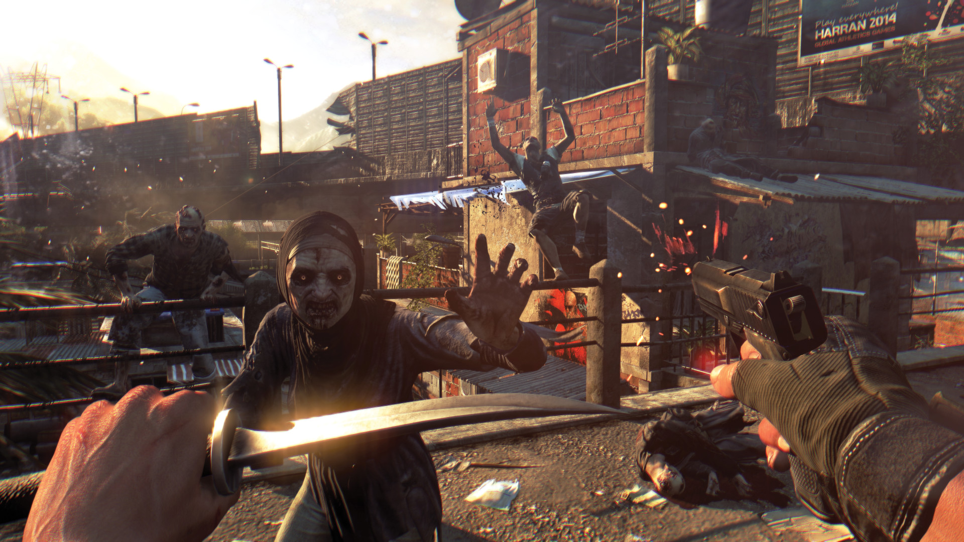 Dying Light en PlayStation 4 vs Xbox One: Decepcionan - El