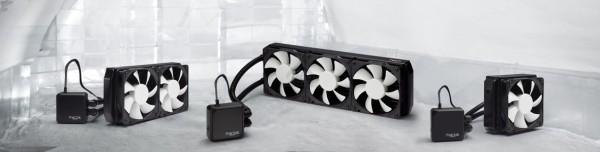 Fractal Design lanza sus líquidas Kelvin T12, S24 y S36