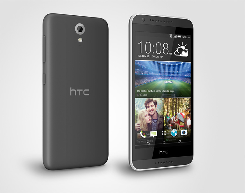 HTC A12: Nuevo Smartphone de gama media con SoC Snapdragon 410