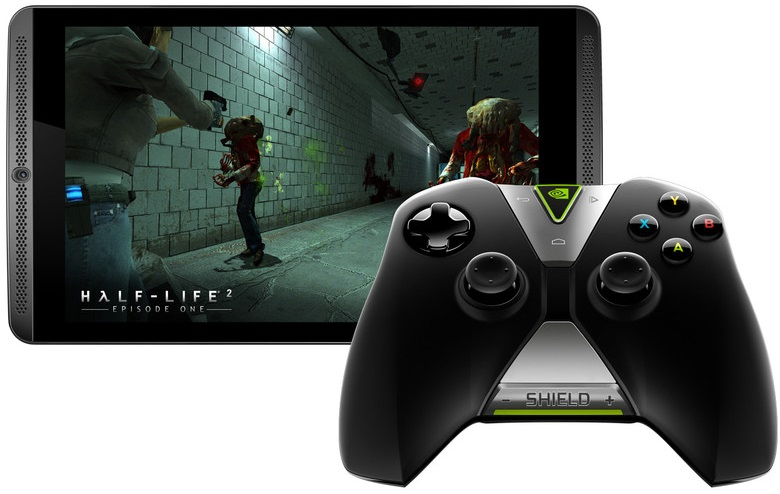 Half-Life 2 Episodio Uno - Nvidia Tablet Shield