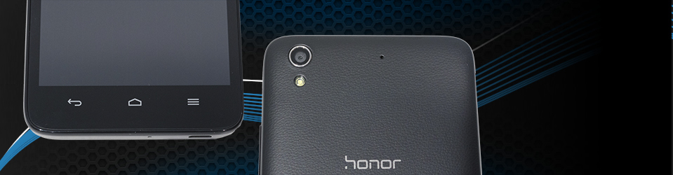Huawei Honor 4 Play Slider