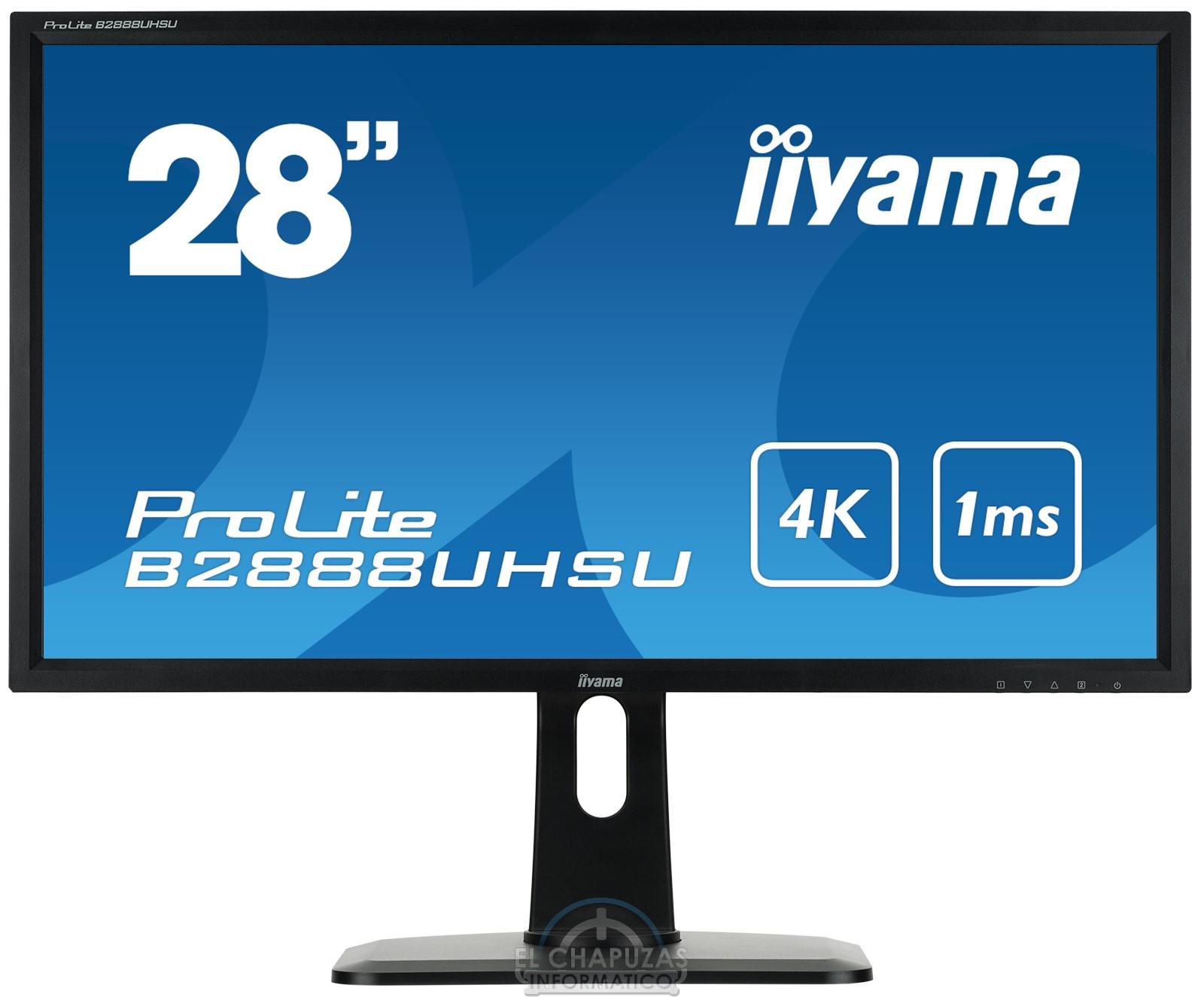 Iiyama ProLite B2888UHSU-B1 (1)