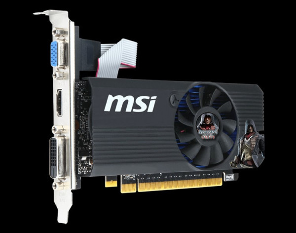 MSI GeForce GT 730 Assassin's Creed Unity Edition (2)
