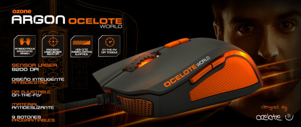 Ozone Argon Ocelote World Oficial