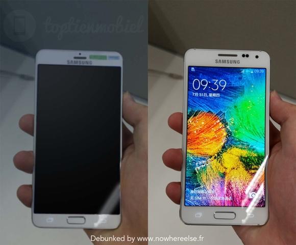 Samsung Galaxy S6 Prototipo