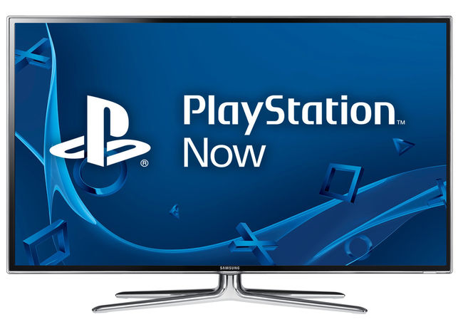 Samsung PlayStation Now