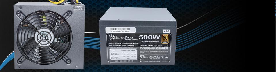 Review: SilverStone Strider Essential 80+ Bronze