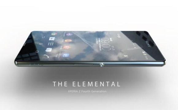 Sony Xperia Z4 filtrado