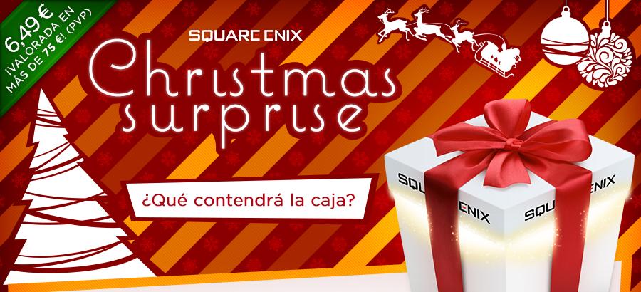Square Enix Christmas Surprise (1)