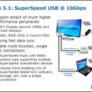 El USB 3.1 llegará a principios de 2015