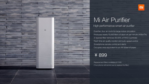 Xiaomi Mi Air Purifier (1)