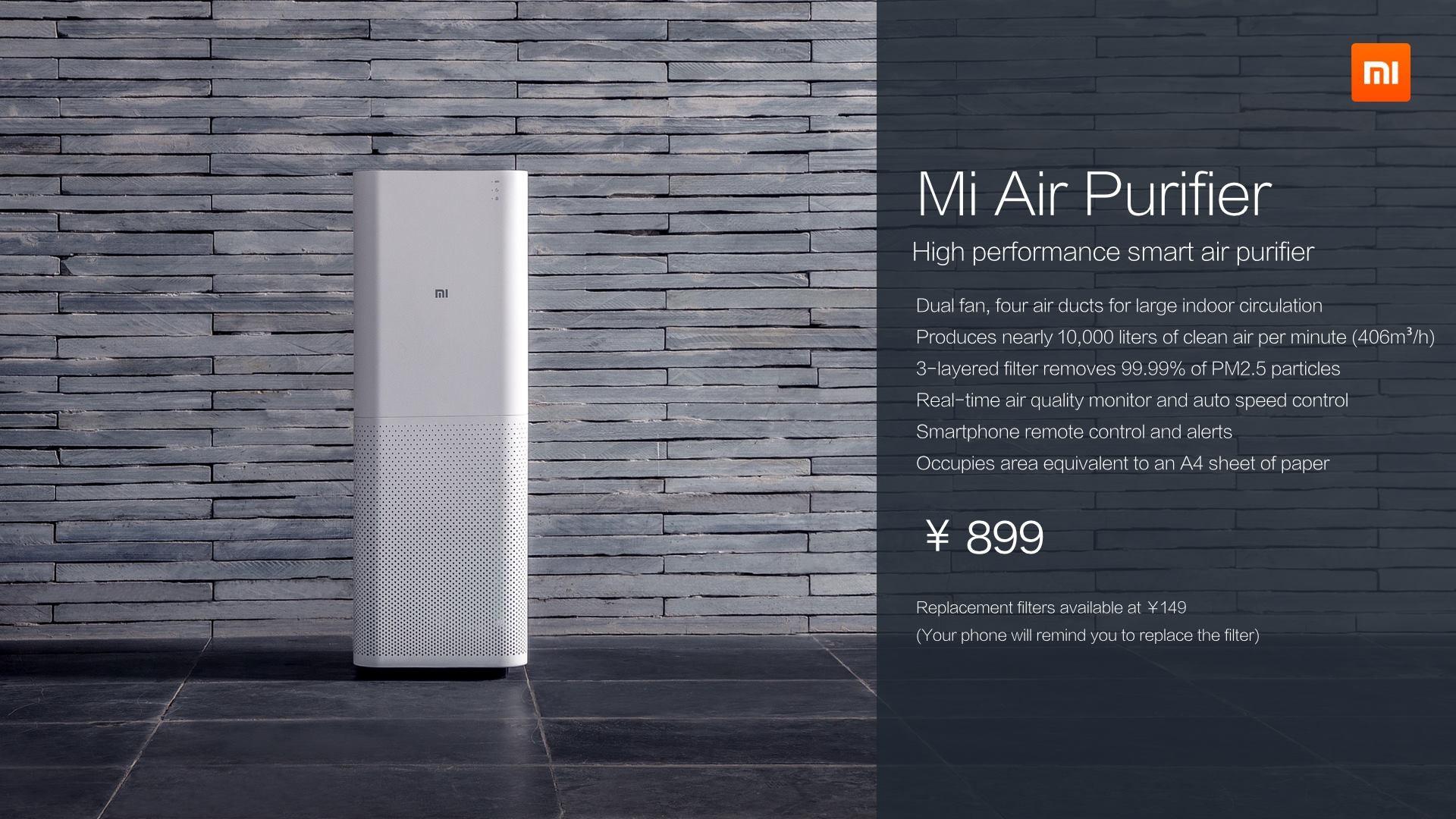 Xiaomi Mi Air Purifier (1)