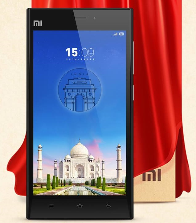 Xiaomi Mi3 India