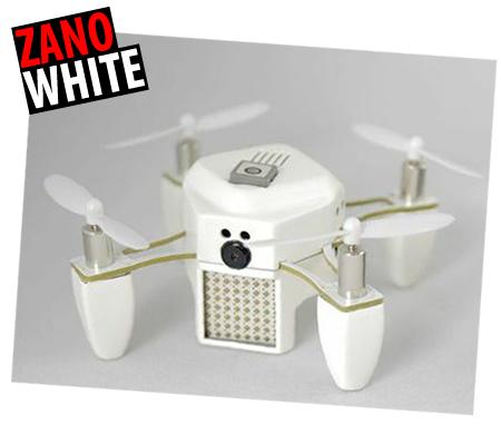 ZANO: El Nano Drone que subirá el listón de tus selfies