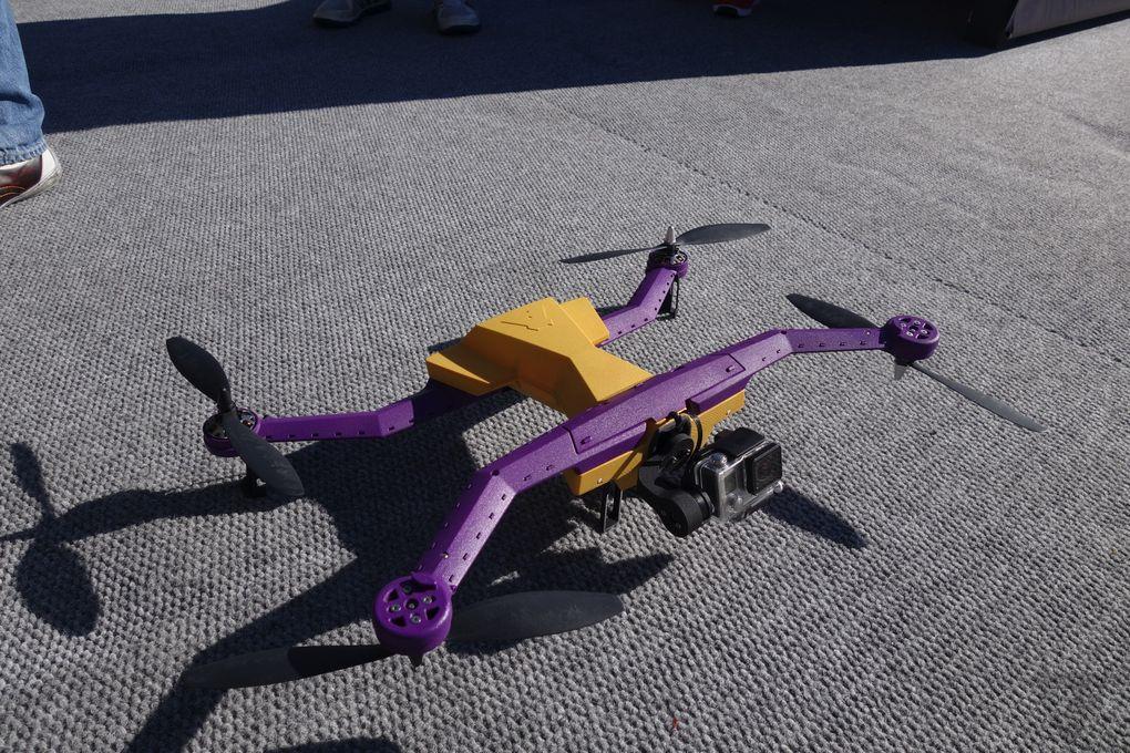 #CES2015 – Airdog: Tu perrito en forma de Drone