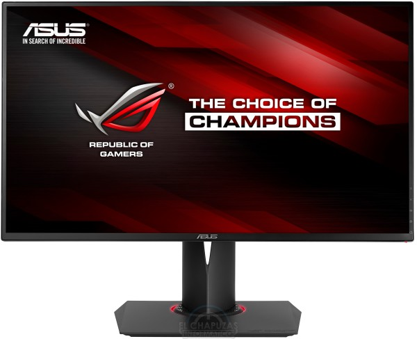 Asus ROG Swift PG27AQ (1)