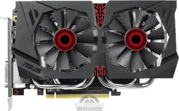 Asus Strix GeForce GTX 960 STRIX-GTX960-DC2OC-2GD5 (2)