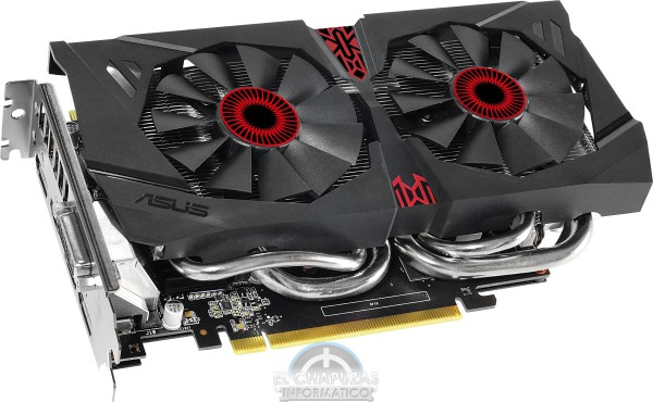 Asus Strix GeForce GTX 960 STRIX-GTX960-DC2OC-2GD5 (3)