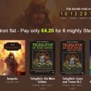 Bundle Stars: 6 juegos de estrategia por 4.20 euros
