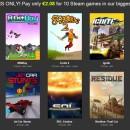 Bundle Stars: 10 juegos de lo más variado para Steam por 2.08€
