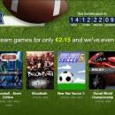Bundle Stars: 8 juegos de temática deportiva por 2.15 euros