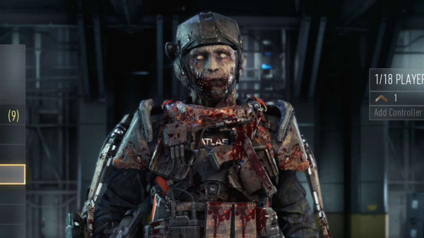 Call of Duty Advanced Exo Zombies