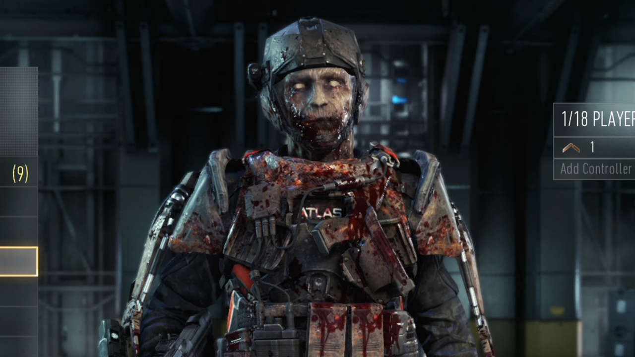 Call of Duty Advanced: Warfare y sus zombies en vídeo - El ...