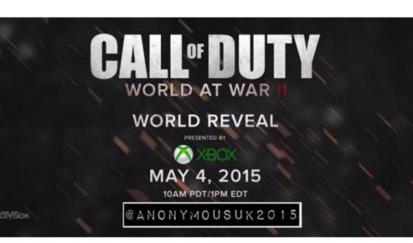 Call of Duty World at War 2 filtracion