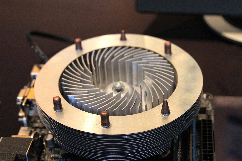 Cooler Master - CoolChip Technologies disipador cinético (2)
