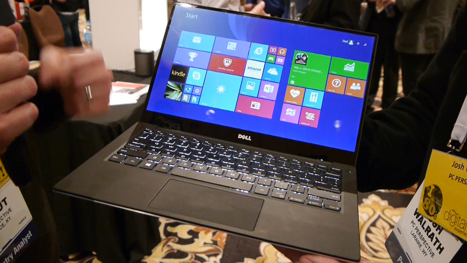 Dell XPS 13 Broadwell-U