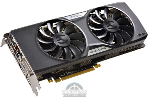 EVGA GeForce GTX 960 ACX 2+ (2)