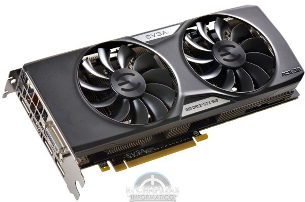 EVGA GeForce GTX 960 FTW ACX 2 (2)