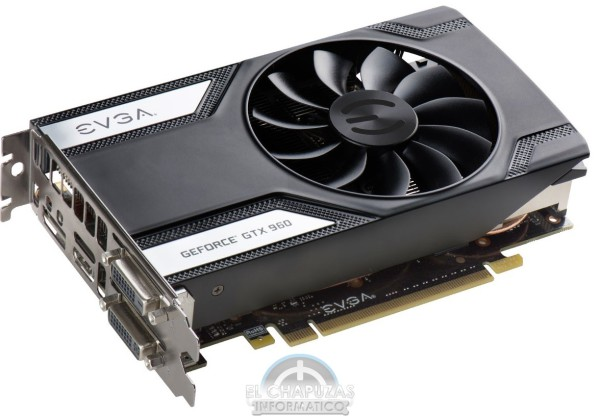EVGA GeForce GTX 960 Superclocked (2)