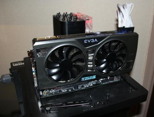 EVGA GeForce GTX 980 Classified KINGPIN (1)