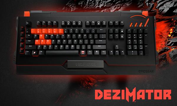 Epic Gear DeziMator Oficial