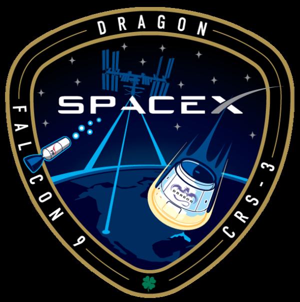 Escudo SpaceX