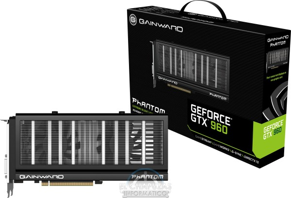 Gainward GeForce GTX 960 Phamtom