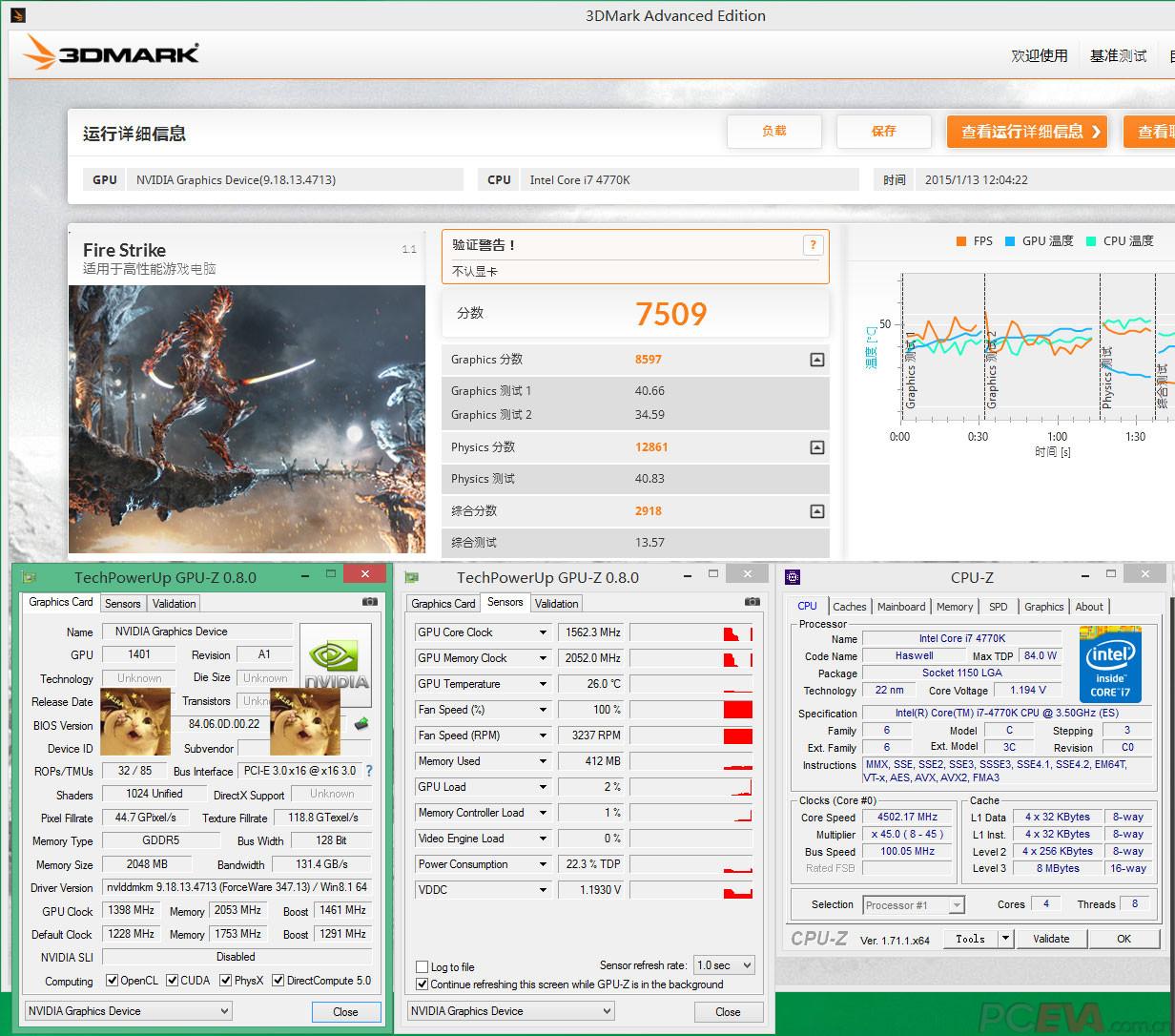 GeForce GTX 960 3DMark (2)