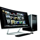 #CES2015 – HP Z27s, Z24s, Z27q y Z34c: Monitores 4K y 5K