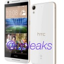 HTC Desire 626 filtrado con todo lujo de detalles