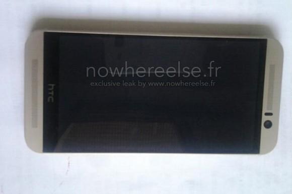 HTC One (M9) filtracion
