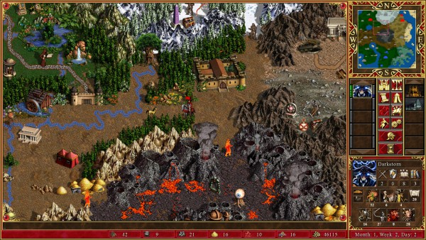 Heroes of Might and Magic III HD
