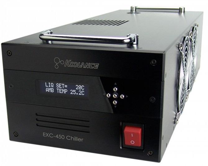 Koolance Compact Chiller EXC-450 (1)