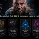Bundle Stars: Lords of the Fallen Deluxe Edition por 24.18€