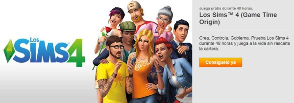 Los Sims 4 Game Time