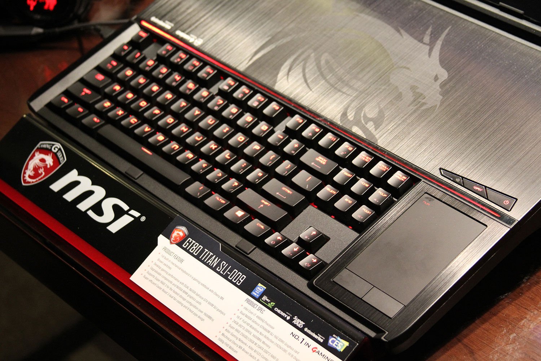 MSI GT80 Titan (2)