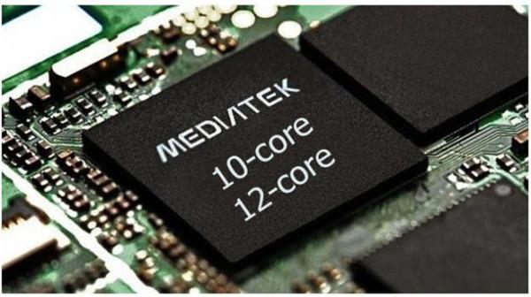 MediaTek con 10 y 12 núcleos