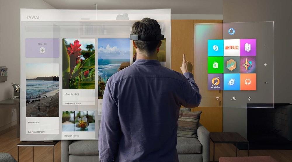 Microsoft HoloLens 2 0