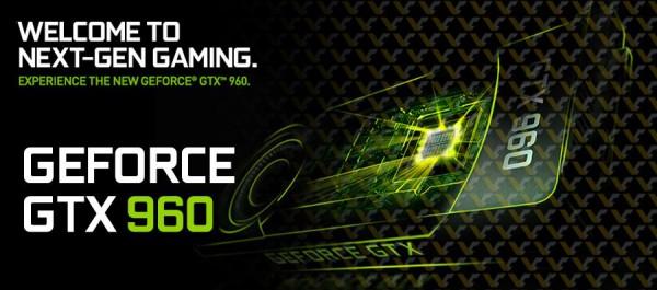 Nvidia GeForce GTX 960 Slider