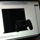 ¿Es esta la PlayStation 4 Slim?